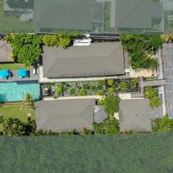 Aerial View Of Dugong Villa